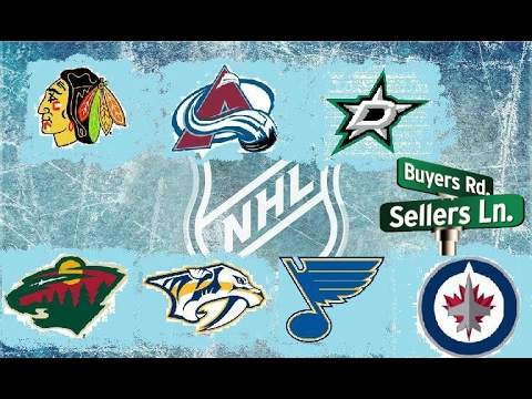 NHL Trade Deadline 2017 l Central Division Buyers and Sellers