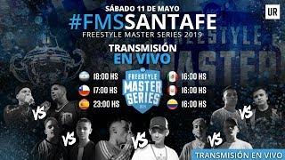 FMS ARGENTINA - Jornada 2 #FMSSANTAFE Temporada 2019
