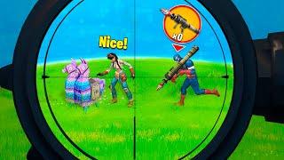 0IQ Plays vs 300IQ Plays... FORTNITE FAILS & Epic Wins! (Fortnite Battle Royale Funny Moments)