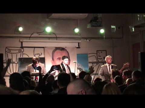 Громыка – Паустовский, Бианки и Пришвин (live in Ryumochnaya Zyuzino 22.10.2016)
