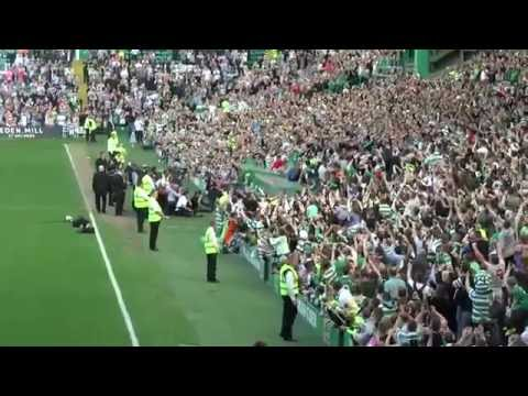 Celtic Park Welcomes Brendan Rodgers!