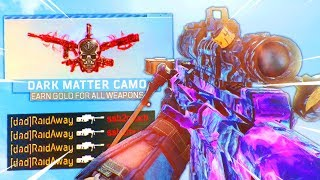 Trickshot to Unlock Dark Matter in Black Ops 4