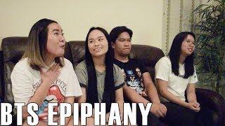 BTS (방탄소년단)- Epiphany Comeback Trailer (Reaction Video)