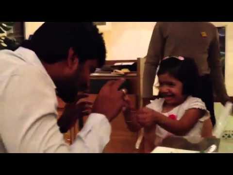 Nani Playing with Kid - actornani.com