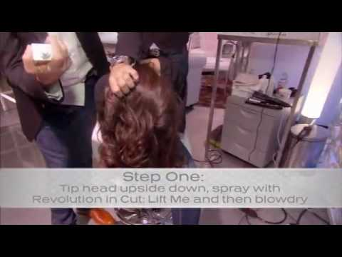 How To Style Your Hair From Day To Night Using Revolution In Cut By Ric Pipino