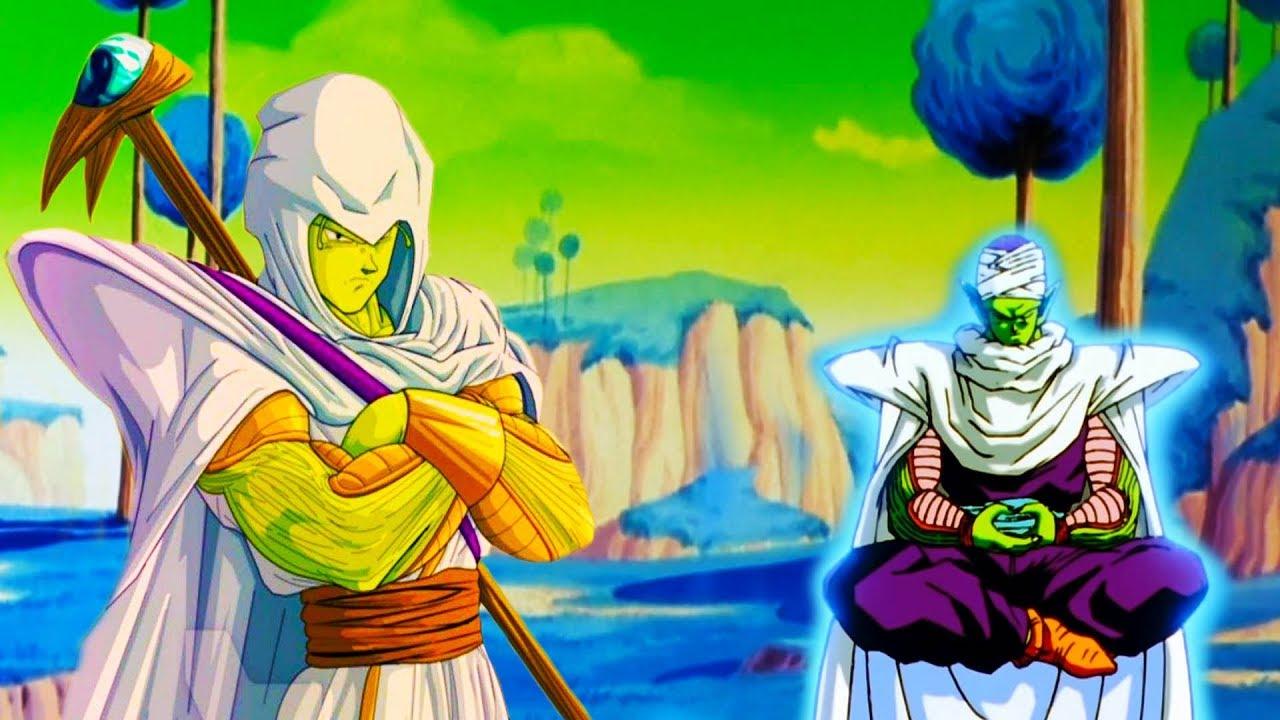 Zalama Story Piccolo Discovers Namekian Truth Dragon Ball Super