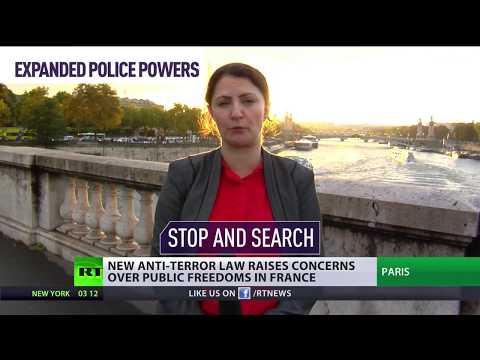 'Still in state of war': France backs tough anti-terrorism law