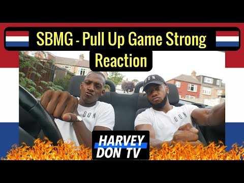 SBMG - Pull Up Game Strong ft. Diquenza Reaction