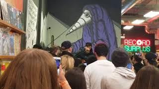 EDEN performing XO, at Shuga Records Chicago, IL 03/25/18