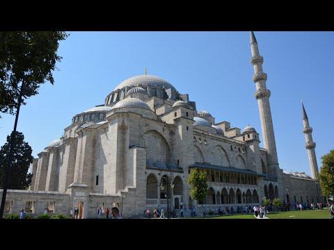 Suleymaniye Mosque-Istanbul