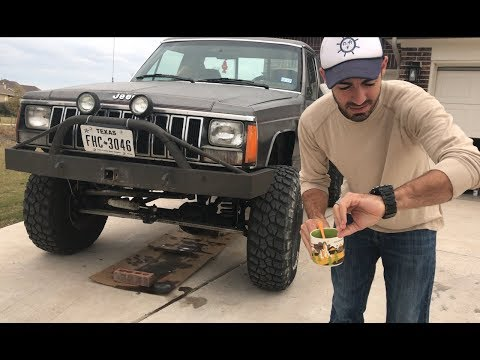 1987 Jeep MJ Comanche - Walk Around / First Order of Business - JN42