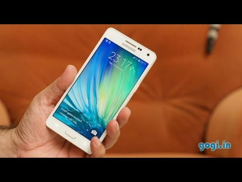 Samsung Galaxy A5 review - with 4G and NFC support