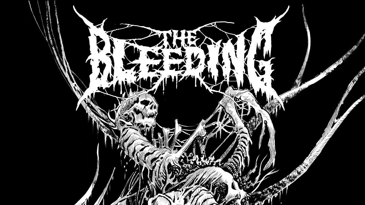 Download THE BLEEDING - Rise Into Nothing (feat. Hellripper)