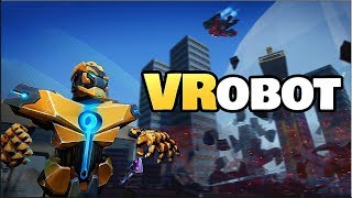 PS4 Games | VRobot – Release Trailer - PS VR