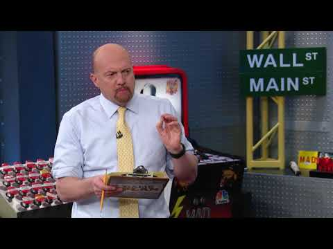 FedEx CEO Fred Smith: A Tale of Two Stories | Mad Money | CNBC