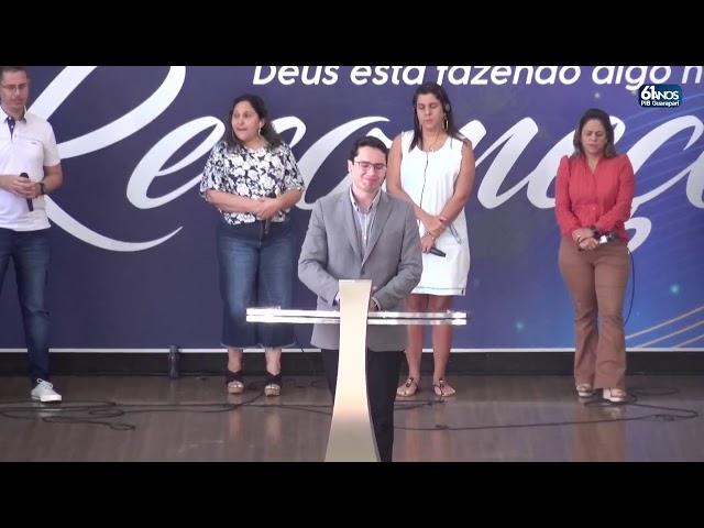 Culto Primeira Igreja Batista em Guarapari 23/05/2021-09h