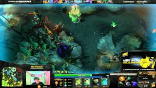 Na`Vi Dendi DotA2 HDTV 8th March #9
