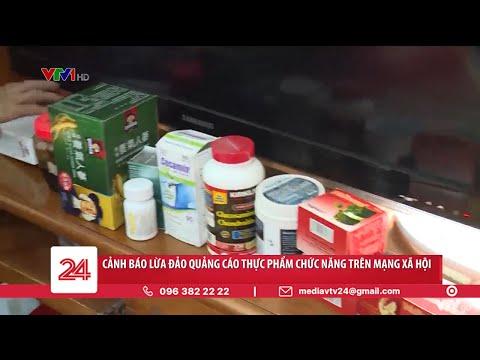 Cảnh báo lừa đảo thực phẩm chức năng trên mạng xã hội | VTV24