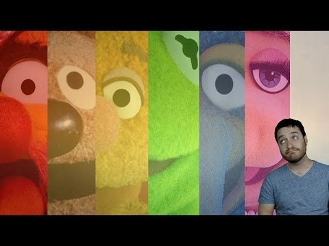 The Muppets Sing Rainbow Connection