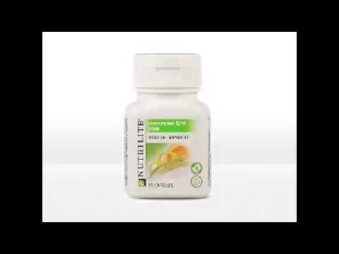 Justin Hau - Nutrilite Co Q10 輔酵素 Coenzyme Q10