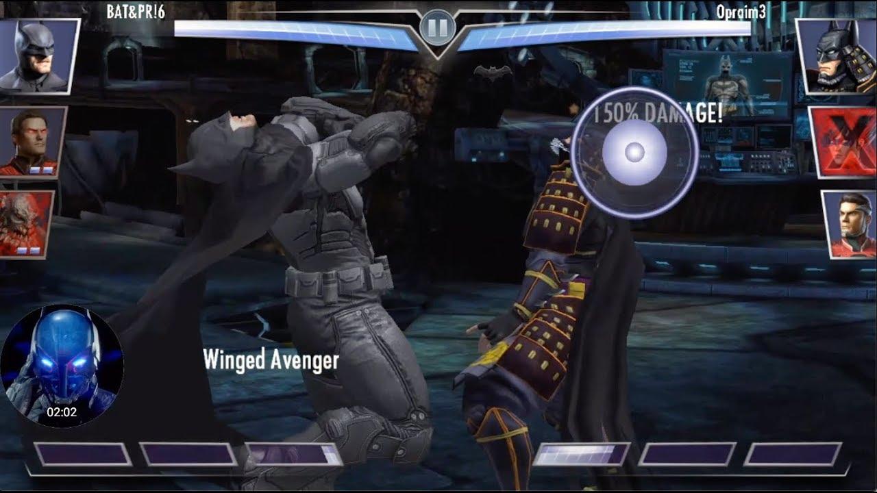 Injustice 3.2: Regime Superman, AO Batman, and Doomsday (Team Request #154) #Regime