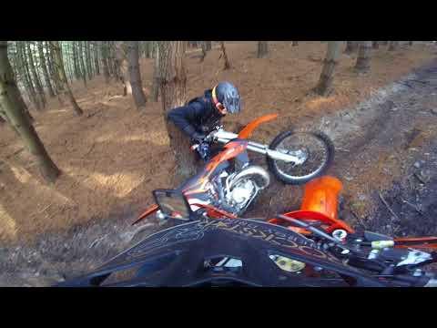 Spearhead dirt bike trails Virginia