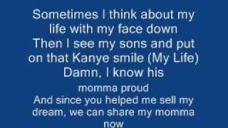 My Life-Lil Wayne Feat The Game-Lyrics