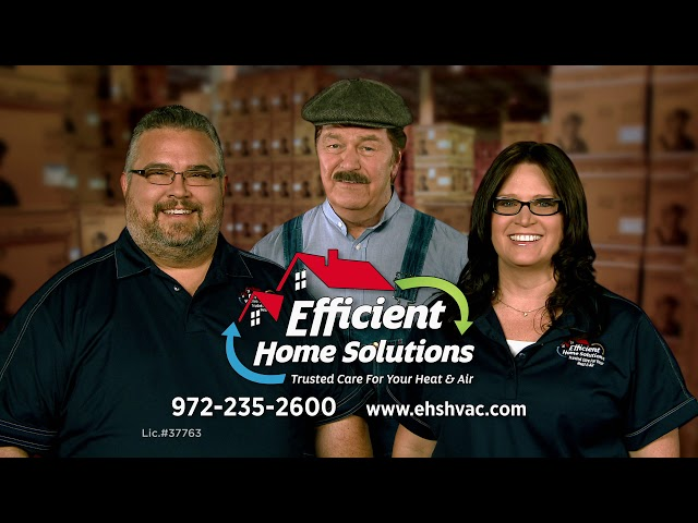 Why Choose Efficient Home Solutions?