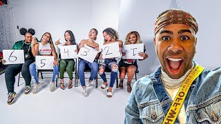 MEET MY SIX NEW GIRLFRIENDS !!! 😳 Dating 6 different girls at one time!!!