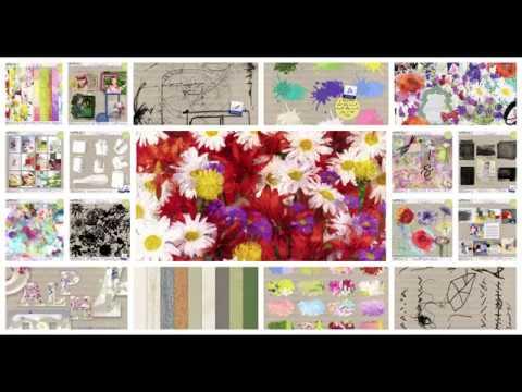 WILDFLOWERS - unpacking - by NBK-Design