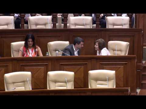 Şedinţa Parlamentului Republicii Moldova 22.06.2017