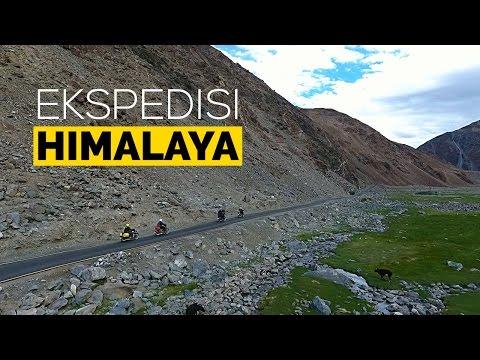 Ekspedisi Lady Bikers VIVA.co.id Menembus Himalaya