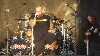 Exodus - Live Compilation @ Zwarte Cross Holland