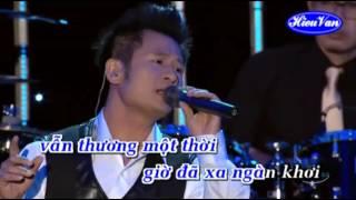 ĐỂ NHỚ MỘT THỜI TA ĐÃ YÊU - Karaoke baet Bằng Kiều