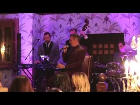 Live Swing and Rat Pack from Knutsford Cheshire