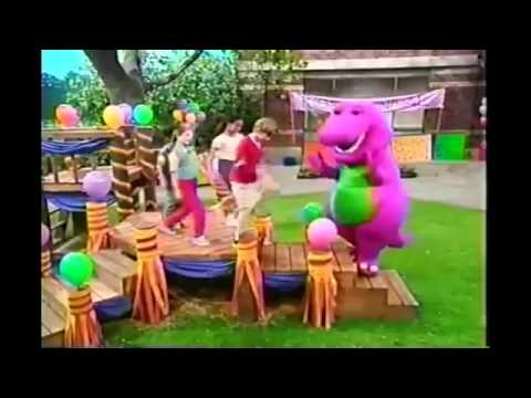 Barney Songs- If You're Happy and You Know It CLAP YOUR HANDS