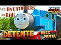 Les Aventuriers du Rail (Ticket to Ride) -  DETENTE avec Fanta
