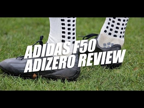 Adidas F50 Adizero Samba review - how does the 150 gram boot perform?
