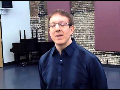 Music Director/Conductor, Career Video from drkit.org