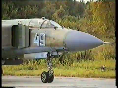 МиГ-23 звено боевых