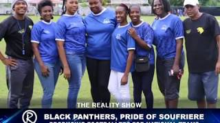 BLACK PANTHERS YOUTH AND SPORTS CLUB SOUFRIERE PT ONE