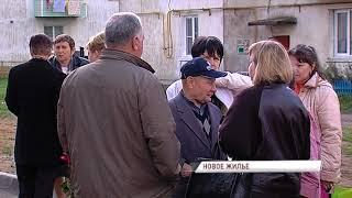 Жители Семибратова получили новые квартиры в рамках региональной программы расселения