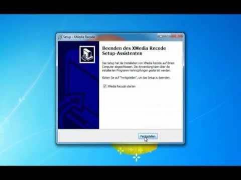 Windows .wtv-Format nach .mpeg umwandeln
