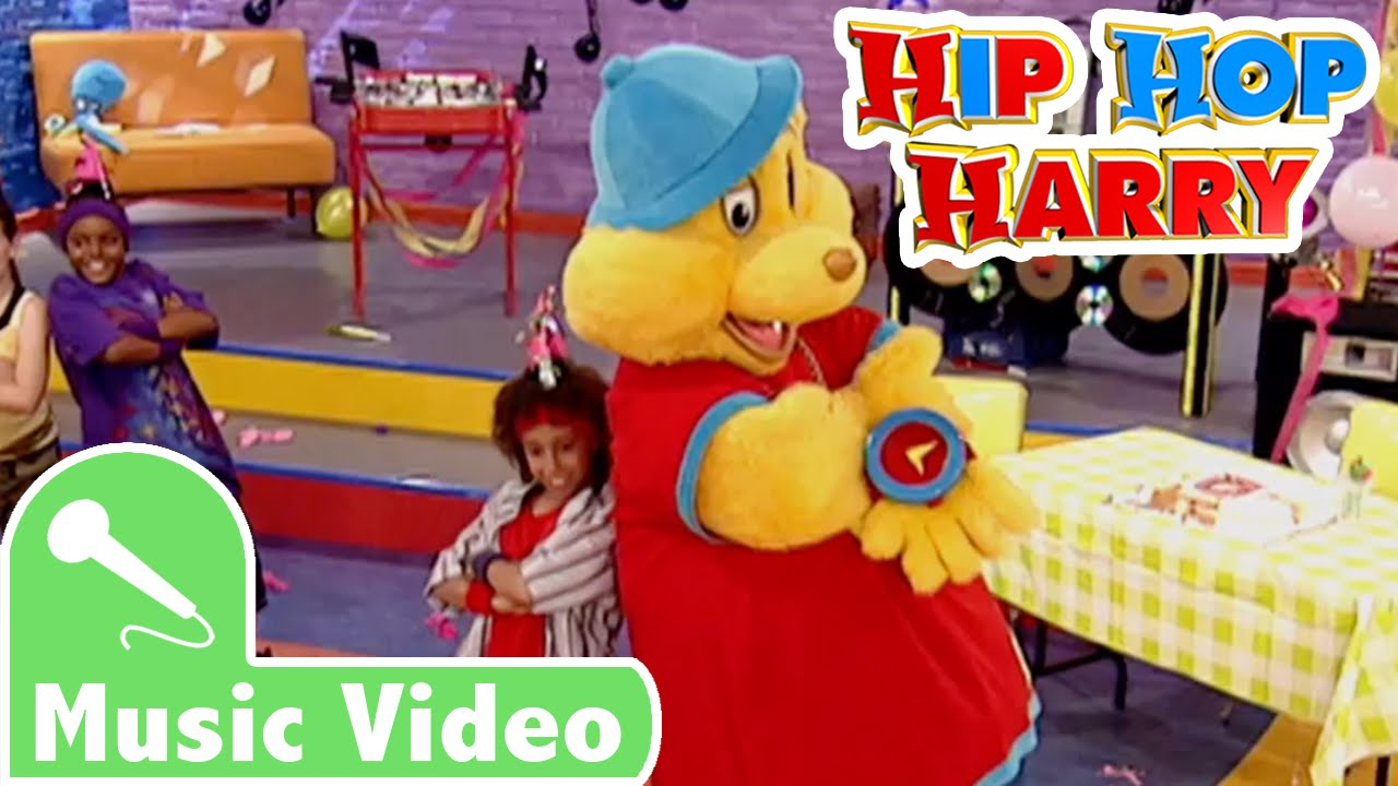 Hip Hop Happy Birthday | Music Video | From Hip Hop Harry ...