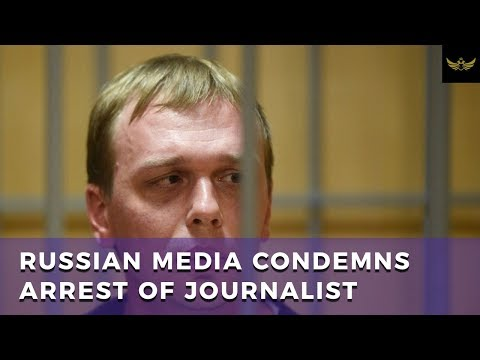 In contrast to Assange, Russian media condemns arrest of journalist Ivan Golunov. Now FREE!