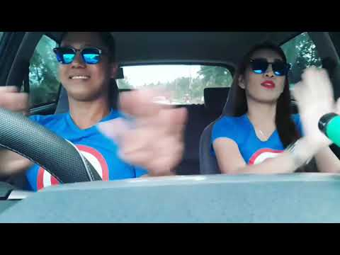 Dying Inside to Hold You Car Dance Challenge