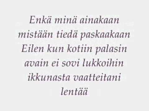 Anssi Kela - 1972 lyrics