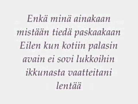 Anssi Kela - 1972 lyrics - YouTube