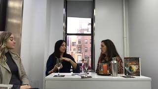 MomTime Muses Cynthia Litman w Beth Nydick new book Clean Cocktails
