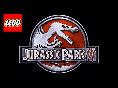 LEGO Jurassic World Pelicula Completa Jurassic Park lll